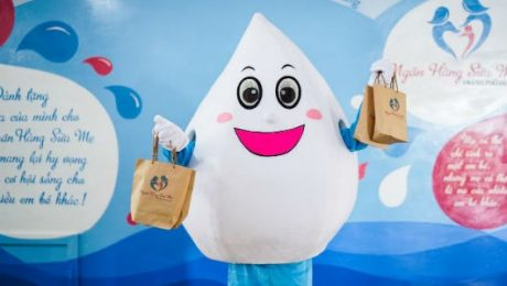 Ngân hàng Sữa mẹ đầu tiên tại Việt Nam
