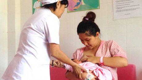 Thực trạng nuôi con bằng sữa mẹ ở Đà Nẵng